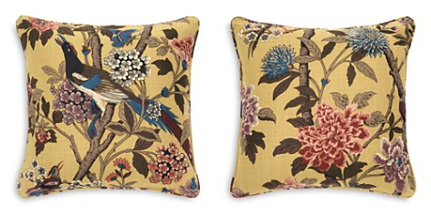 """Mitchell Gold Bob Williams Charleston Multicolor Linen Accent Pillow, 22"""" x 22"""" - Bloomingdale's_2"""