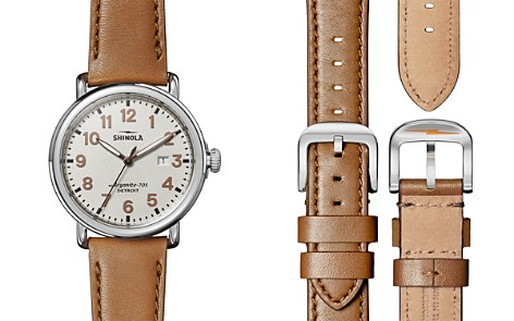 Shinola Limited Edition Great American: Statue of Liberty Chronograph, 41mm - Bloomingdale's_2