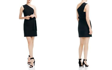 Maje Rimbo One-Shoulder Mini Dress - Bloomingdale's_2