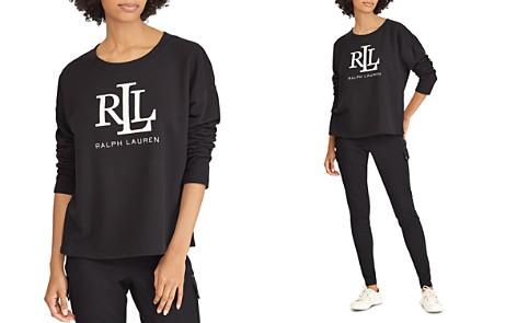 Lauren Ralph Lauren Logo Embroidered Sweatshirt - Bloomingdale's_2