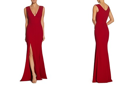 Dress the Population Sandra Plunging Gown - Bloomingdale's_2