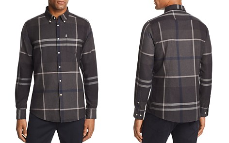 Barbour Dunoon Plaid Tailored Fit Button-Down Shirt - Bloomingdale's_2