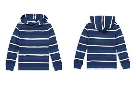 Polo Ralph Lauren Boys' Striped Cotton Waffle-Knit Hoodie - Big Kid - Bloomingdale's_2