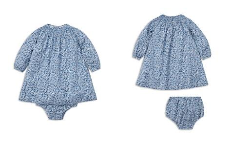 Ralph Lauren Girls' Floral Smocked Cotton Dress & Bloomers Set - Baby - Bloomingdale's_2