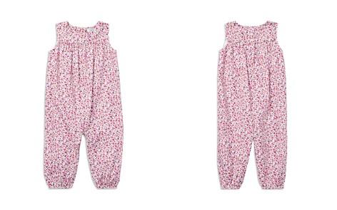 Ralph Lauren Girls' Floral Cotton Romper - Baby - Bloomingdale's_2