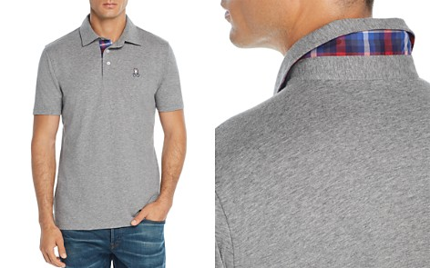 Psycho Bunny Contrast-Lined Polo Shirt - 100% Exclusive - Bloomingdale's_2