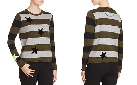 Lisa Todd Lucky Star Striped Sweater - Bloomingdale's_2