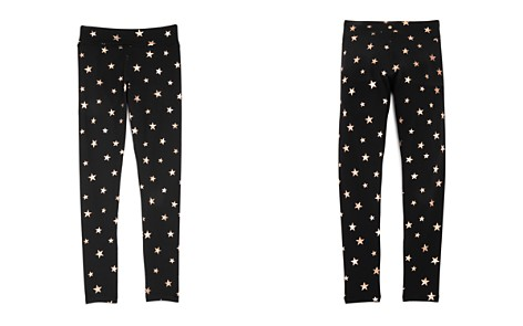 Spiritual Gangster Girls' Metallic-Star-Print Leggings - Little Kid, Big Kid - Bloomingdale's_2