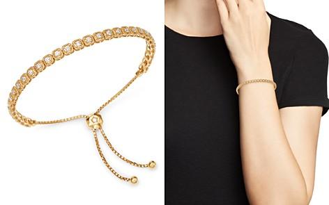Bloomingdale's Diamond Milgrain Bolo Bracelet in 14K Yellow Gold, 1.0 ct. t.w. - 100% Exclusive_2
