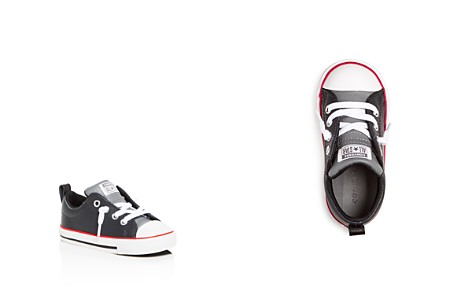 Converse Boys' Chuck Taylor All Star Street Leather Slip-On Sneakers - Baby, Walker, Toddler - Bloomingdale's_2