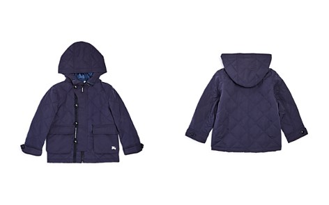 Burberry Boys' Doug Quilted Hooded Coat - Little Kid, Big Kid - Bloomingdale's_2