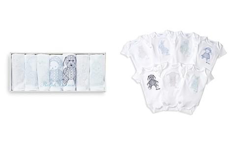 Ralph Lauren Boys' Days of the Week Bodysuits, 7 Pack - Baby - Bloomingdale's_2