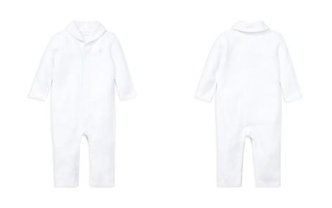 Ralph Lauren Boys' French-Rib Cotton Coverall - Baby - Bloomingdale's_2