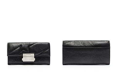 Zadig & Voltaire Compact Large Square Leather Wallet - Bloomingdale's_2