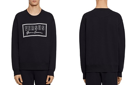 Versus Versace Logo Graphic Sweatshirt - Bloomingdale's_2
