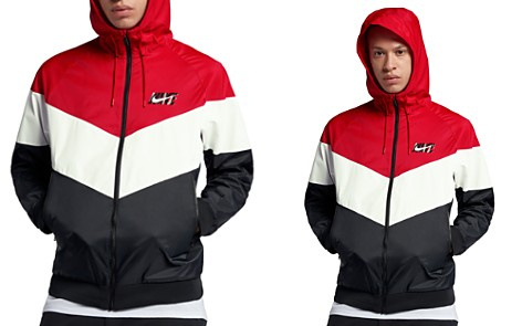 Nike Color-Block Hooded Windbreaker Jacket - Bloomingdale's_2