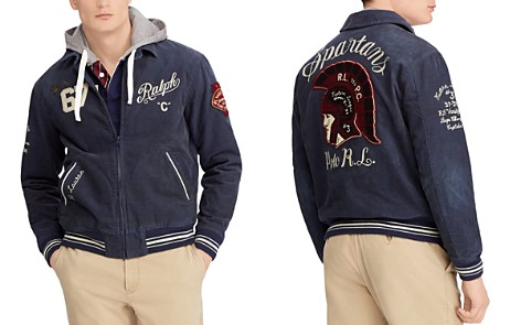 Polo Ralph Lauren Embroidered Corduroy Jacket - Bloomingdale's_2
