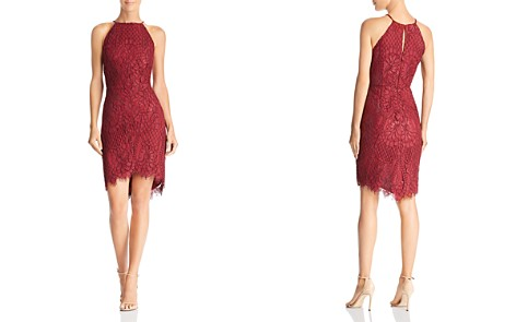 Adelyn Rae Lace Cocktail Dress - Bloomingdale's_2