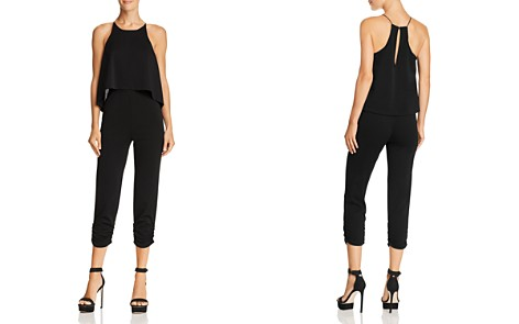 AQUA Popover Cropped Jumpsuit - 100% Exclusive - Bloomingdale's_2