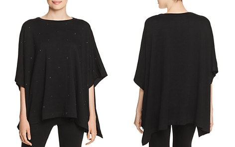 Capote Embellished Poncho Top - Bloomingdale's_2