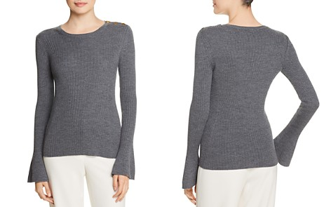 Tory Burch Liv Ribbed Merino Wool Sweater - Bloomingdale's_2
