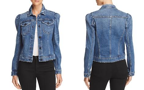 La Vie Rebecca Taylor Denim Jacket - Bloomingdale's_2
