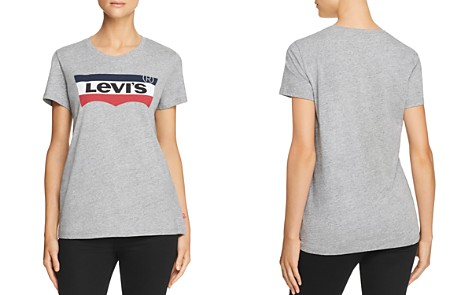 Levi's Perfect Logo Tee - Bloomingdale's_2