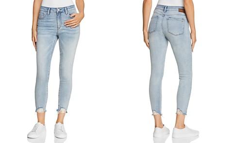 Mavi Tess Cropped Skinny Jeans in Light '80s Vintage - Bloomingdale's_2