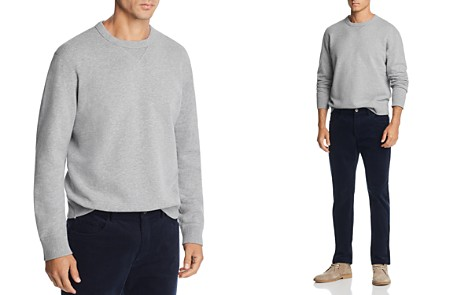 The Men's Store at Bloomingdale's Crewneck Sweatshirt - 100% Exclusive_2
