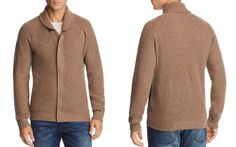 The Men's Store at Bloomingdale's Shawl-Collar Cardigan - 100% Exclusive_2