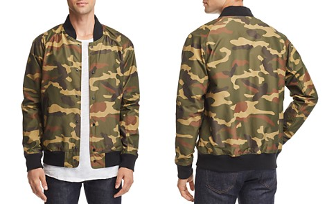 Herschel Supply Co. Camouflage-Print Varsity Jacket - Bloomingdale's_2