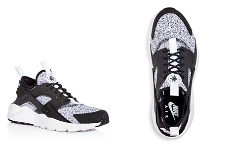 Nike Men's Air Huarache Run Ultra Knit Lace Up Sneakers - Bloomingdale's_2