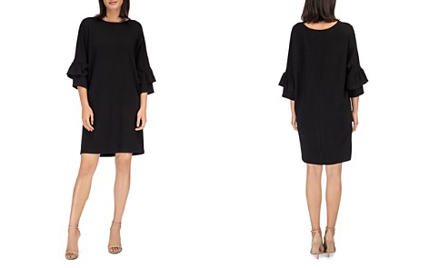 B Collection by Bobeau Idalia Tiered Bell Sleeve Dress - Bloomingdale's_2