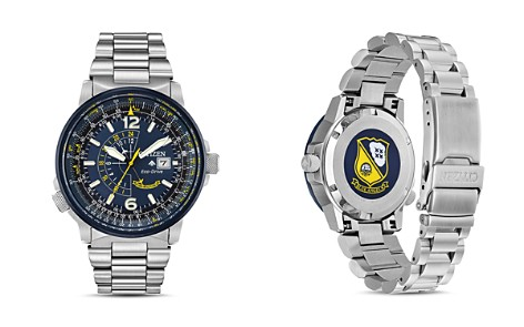 Citizen Blue Angels Promaster Nighthawk Watch, 42mm - Bloomingdale's_2