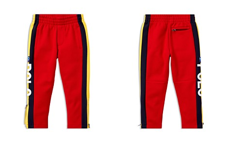 Polo Ralph Lauren Boys' Polo Hi Tech Striped Double-Knit Pants - Little Kid - Bloomingdale's_2
