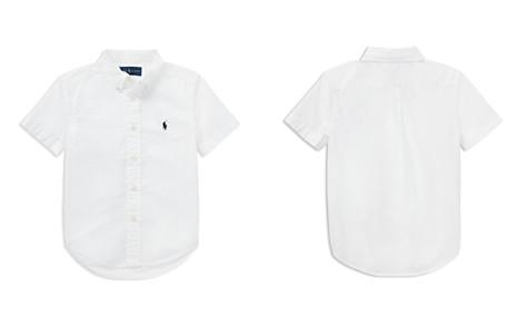 Polo Ralph Lauren Boys' Short-Sleeve Dress Shirt - Little Kid - Bloomingdale's_2