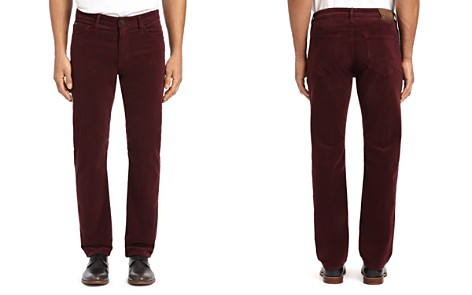 34 Heritage Courage Straight Fit Corduroy Pants - Bloomingdale's_2