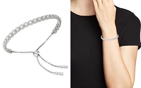 Bloomingdale's Diamond Milgrain Bolo Bracelet in 14K White Gold, 2.40 ct. t.w. - 100% Exclusive_2