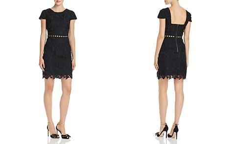 Sam Edelman Guipure Lace Cap Sleeve Dress - Bloomingdale's_2