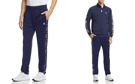 FILA Tag Tricot Track Pants - 100% Exclusive - Bloomingdale's_2