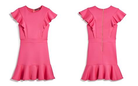 Miss Behave Girls' Jocelyn Ruffled Dress - Big Kid - Bloomingdale's_2