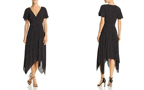 Joie Tamyra Heart-Print Dress - Bloomingdale's_2
