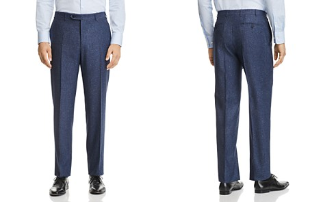 Canali Donegal Classic Fit Dress Pants - Bloomingdale's_2