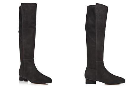 Stuart Weitzman Women's Eloise 30 Almond Toe Suede Boots - Bloomingdale's_2