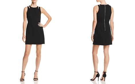 AQUA Cutout A-Line Dress - 100% Exclusive - Bloomingdale's_2