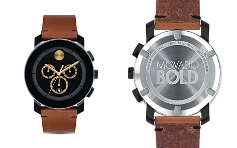 Movado BOLD BOLD Chronograph Watch, 43mm - Bloomingdale's_2