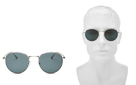 Tom Ford Men's Round Sunglasses, 53mm - Bloomingdale's_2