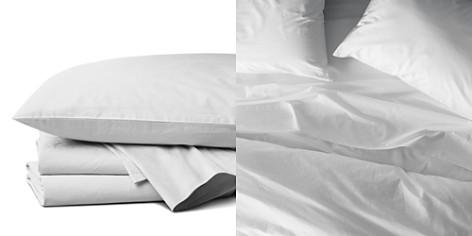 Coyuchi Organic Cotton 300TC Percale Sheet Set, Queen - Bloomingdale's_2