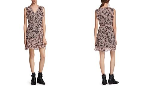 ALLSAINTS Priya Petal Wrap Dress - Bloomingdale's_2