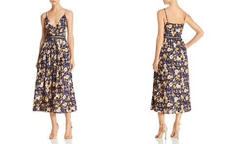 JOA Floral-Print Midi Dress - Bloomingdale's_2